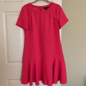 Brand new hot pink dress from Banana Republic.  4